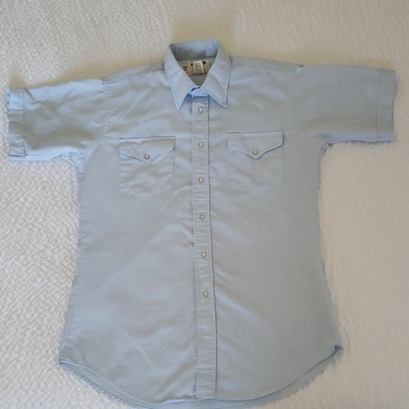 dc8373cc Vintage Shirts | Western Shirt Pearl Snap Buttons Ruddock | Poshmark